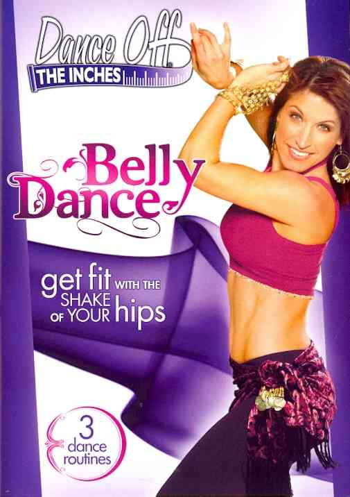 DANCE OFF THE INCHES:BELLY DANCE (DVD)