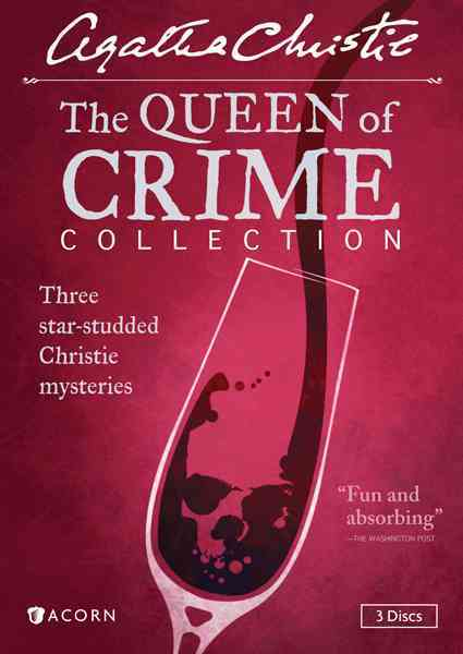 AGATHA CHRISTIE'S QUEEN OF CRIME COLL BY AGATHA CHRISTIE HOUR (DVD)