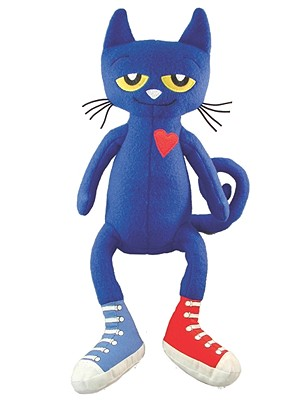 Pete the Cat By Merrymakers Distribution (COR)/ Dean, James (ILT)